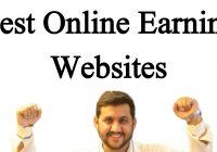 Best Online Earning Websites